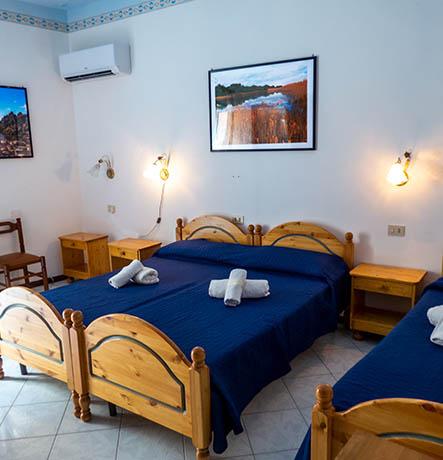 Casa Vittorio Chambre triple standard